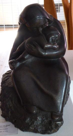 Ausstellung Malerei und Skulptur